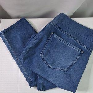 NYDJ Joanie Skinny Pull On Leggings Jeans EUC 12